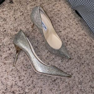 Jimmy Choo stilettos! In perfect condition!